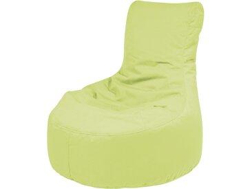 Outbag Sitzsack  Slope Plus ¦ grün ¦ Maße (cm): B: 85 H: 90 T: 85