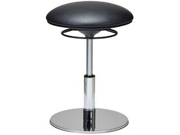 € Basispreis* Sitzhocker Metall Sitness Creative 200 ¦ schwarz