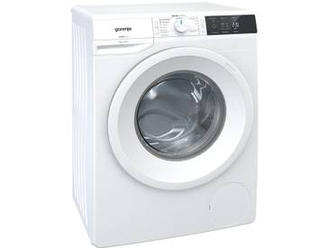 gorenje Waschvollautomat  WE74S3P ¦ weiß ¦ Kunststoff, Metall-lackiert, Glas  ¦ Maße (cm): B: 60 H: 85 T: 46,5 » Höffner