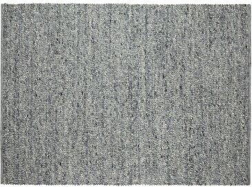 Handwebteppich  Salsa Swing ¦ grau » Höffner
