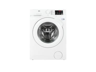 AEG Waschvollautomat  L6FB54470 ¦ weiß ¦ Kunststoff, Metall-lackiert ¦ Maße (cm): B: 60 H: 85 T: 57,6 » Höffner