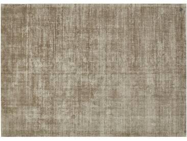 Tom Tailor Teppich handgewebt  Shine ¦ braun ¦ reine Viskose ¦ Maße (cm): B: 140 » Höffner