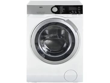 AEG Waschvollautomat  L7FE76495 ¦ weiß ¦ Kunststoff, Metall ¦ Maße (cm): B: 60 H: 85 T: 63,9 » Höffner