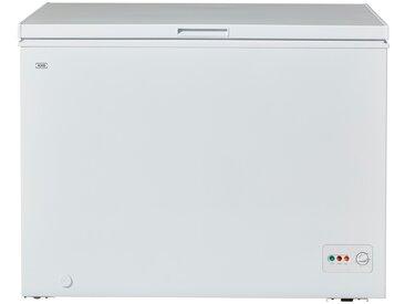 KHG Gefriertruhe  GT-250(W) ¦ weiß ¦ Metall-lackiert ¦ Maße (cm):