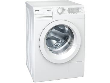 gorenje Waschvollautomat  WA 7960 ¦ weiß ¦ Glas , Kunststoff, Metall-lackiert ¦ Maße (cm): B: 60 H: 85 T: 60 » Höffner