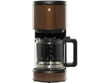 WMF Kaffeeautomat Terra  0412150081 ¦ braun ¦ Kunststoff, Glas , Edelstahl, Metall-lackiert ¦ Maße (cm): B: 25 H: 34,2 T: 19 » Höffner