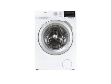AEG Waschvollautomat  L6FB67490 ¦ weiß ¦ Kunststoff, Glas , Metall-lackiert ¦ Maße (cm): B: 60 H: 85 T: 66 » Höffner