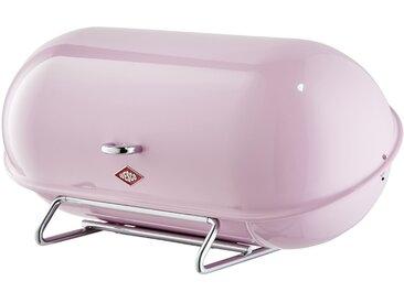 WESCO Brotkasten  Breadboy ¦ rosa/pink ¦ Stahlblech ¦ Maße (cm): B: 44,3 H: 21 » Höffner