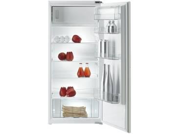 gorenje Einbau-Kühlschrank  RBI 4122 AW ¦ Glas , Metall, Kunststoff ¦ Maße (cm): B: 56 H: 122,5 T: 56 » Höffner