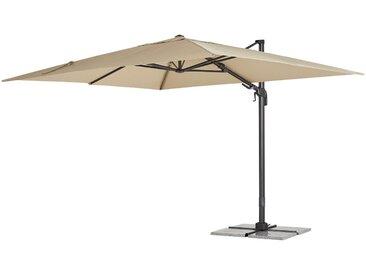 Ampelschirm   Capri Premium ¦ Maße (cm): B: 300 T: 360