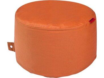Outbag Sitzsack  Rock Plus ¦ orange ¦ Maße (cm): H: 35 Ø: [60.0]