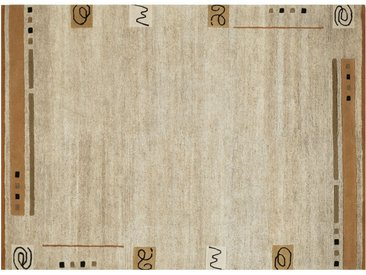 Nepal Teppich  Davina Malpi ¦ beige ¦ Wolle, 80% Wolle, 20% Hanf