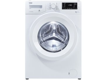 BEKO Waschtrockner Waschtrockner WDW 85140 ¦ weiß ¦ Edelstahl, Metall, Kunststoff ¦ Maße (cm): B: 60 H: 84 T: 54 » Höffner