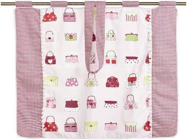 PAIDI Vorhang-Set  Sophia ¦ rosa/pink » Höffner