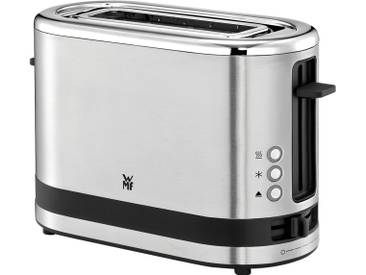 WMF Toaster Coup  0414100011 ¦ silber ¦ Edelstahl ¦ Maße (cm): B: 11,5 H: 17,1 T: 25,4 » Höffner