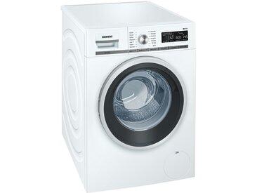 SIEMENS Waschvollautomat  WM 16 W 541 ¦ weiß ¦ Kunststoff, Metall