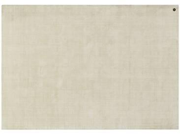 Tom Tailor Teppich handgewebt  Shine ¦ weiß ¦ reine Viskose ¦ Maße (cm): B: 65 » Höffner