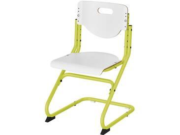 KETTLER Schülerschreibtischstuhl  Chair Plus ¦ weiß ¦ Maße (cm): B: 47 » Höffner