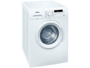 SIEMENS Waschvollautomat  WM14B222 ¦ weiß ¦ Edelstahl,