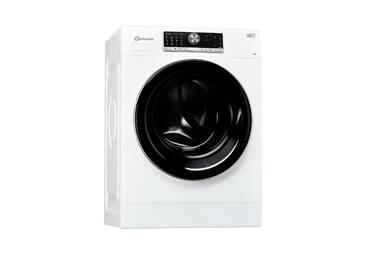 Bauknecht Waschvollautomat  WA Prime 1054Z ¦ weiß ¦ Kunststoff, Metall-lackiert ¦ Maße (cm): B: 59,5 H: 85 T: 64 » Höffner