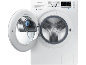 Samsung Waschvollautomat  WW-80k5400WW/EG ¦ weiß ¦ Metall,
