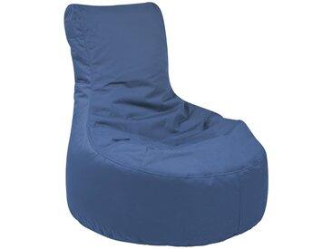 Outbag Sitzsack  Slope Plus ¦ blau ¦ Maße (cm): B: 85 H: 90 T: 85