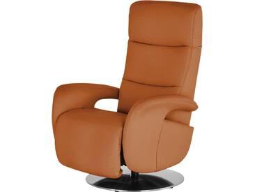 Hukla Relaxsessel  Andy ¦ orange ¦ Maße (cm): B: 79 H: 110 T: 85 » Höffner