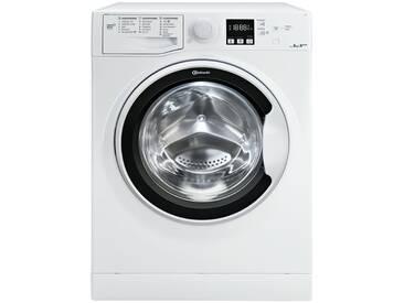 Bauknecht Waschvollautomat  AF 8F4 ¦ weiß ¦ Metall-lackiert ¦ Maße (cm): B: 59,5 H: 85 T: 60,5 » Höffner