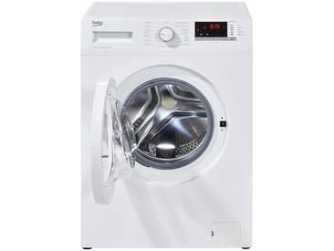 BEKO Waschvollautomat  WML 61633 NP ¦ weiß ¦ Metall-lackiert, Kunststoff ¦ Maße (cm): B: 60 H: 84 T: 55 » Höffner