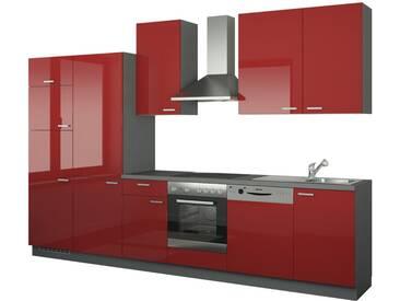 Mini Küchenzeile Mit Kühlschrank : Küchenzeilen küchenblöcke online auf rechnung kaufen baur