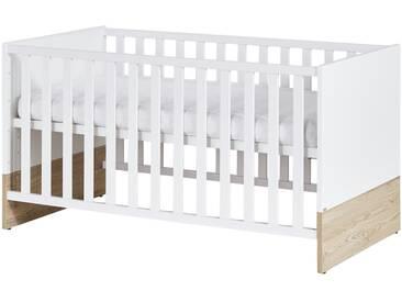 PAIDI Kinderbett 70x140 weiß Remo ¦ weiß ¦ Maße (cm): B: 76,6 H: 78,9 » Höffner