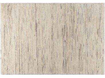 Berber-Teppich  Rabat ¦ creme ¦ reine Wolle, Wolle ¦ Maße (cm): B: 90 » Höffner