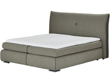 smart Boxspringbett  Luxus ¦ grau » Höffner