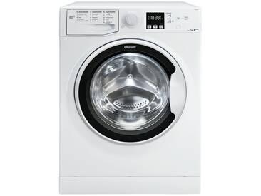 Bauknecht Waschvollautomat  WA SOFT 7F41 ¦ weiß ¦ Metall-lackiert, Kunststoff, Glas  ¦ Maße (cm): B: 59,5 H: 85 T: 54 » Höffner