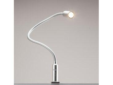 kalb | 3W LED Bettleuchte dimmbar Leseleuchte Nachttischlampe Bettlampe Leselampe