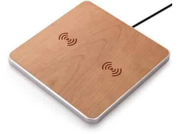QI Fast Wireless Charger drahtlos Schnellladegerät Ladestation für bis zu zwei Smartphones