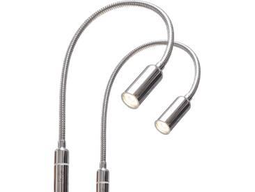 3W LED Bettleuchte dimmbar Leseleuchte Nachttischlampe Bettlampe Leselampe
