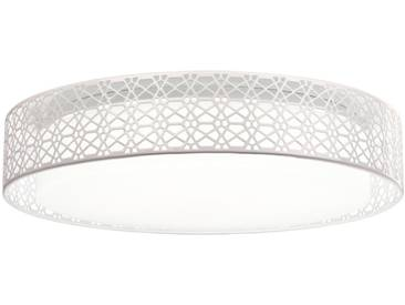 LED Deckenleuchte Deckenlampe rund mit Fernbedienung Flur Küche DIMMBAR