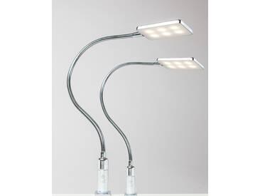 4W LED Bettleuchte Leseleuchte Flexleuchte Nachttischlampe Bettlampe Leselampe