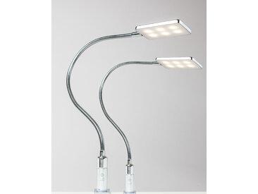 kalb | 4W LED Bettleuchte Leseleuchte Flexleuchte Nachttischlampe Bettlampe Leselampe