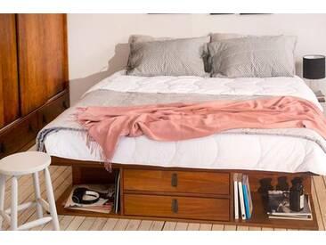 Funktionsbett 150x200 Bali viel Stauraum, Schubladen, Preis inkl.