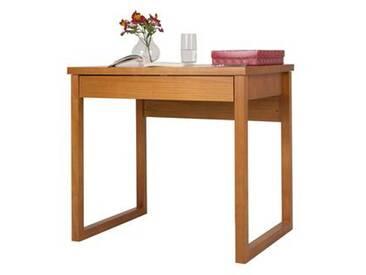 Holz-Schreibtisch Duna passt auch als Schminktisch, in 3 Größen