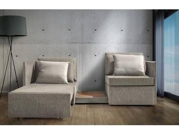 Schlafsofa 2 Sitzer Bora-Bora – Sofa mit Schlaffunktion als
