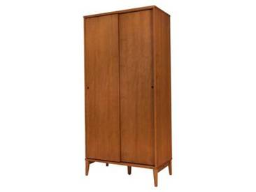 Kleiderschrank Charme 2-Türig farbe Oak
