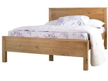 Holzbett Soho 160x200cm Natur Wax Preis inkl. Lattenrost &