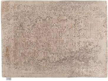 Isaac - handgetuftet:  Stilvoller persischer Teppich mit orientalischen Mustern, handgetuftet