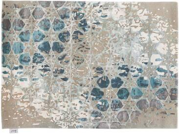 Kalias - handgetuftet:  Moderne orientalische Teppiche, geometrische Muster, hochwertige Materialien