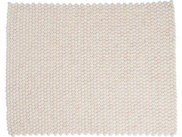 Shirisha - rechteckig: Custom Size Pure White skandinavischen Designer Teppich aus Wolle handgefertigte,Ausverkauf