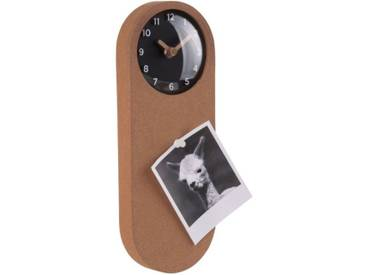 Present Time TIME TO REMEMBER Memo Board mit Uhr