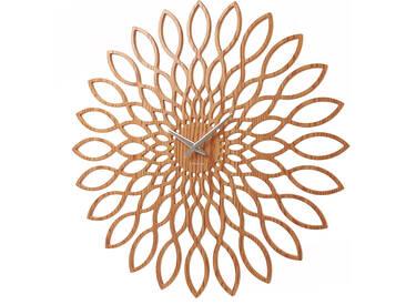 Karlsson Sunflower Wanduhr